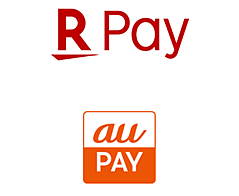 楽天'Pay auPay