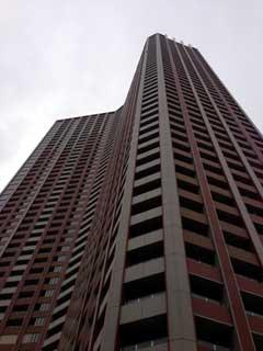 芝浦アイランドケープタワー