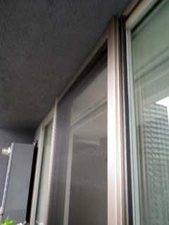 フェイバリッチタワー品川の高層マンション専用網戸